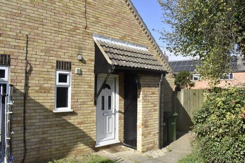 1 bedroom house to rent - Swale Avenue, Gunthorpe, Peterborough
