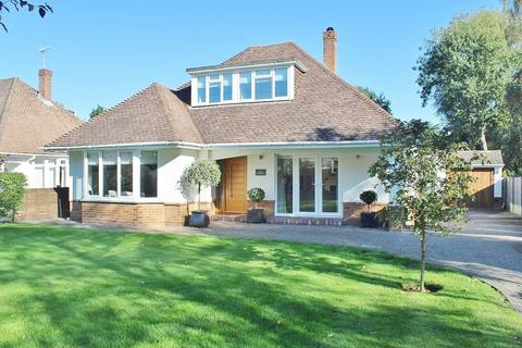 4 bedroom detached bungalow for sale - Inhams Lane, Denmead