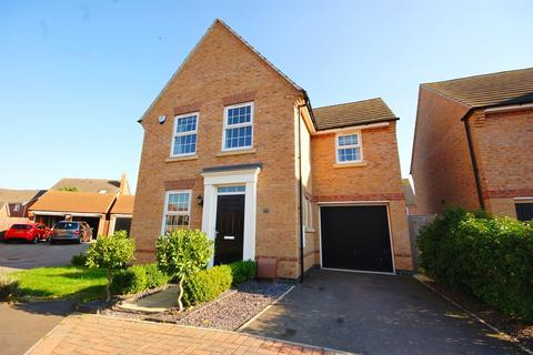 3 bedroom detached house for sale - Titus Way, North Hykeham, Lincoln
