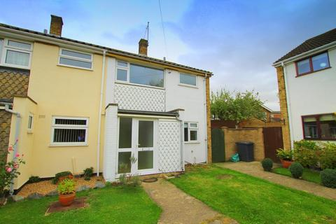 3 bedroom end of terrace house for sale - Church Close, Houghton Conquest, Bedfordshire, MK45 3LB