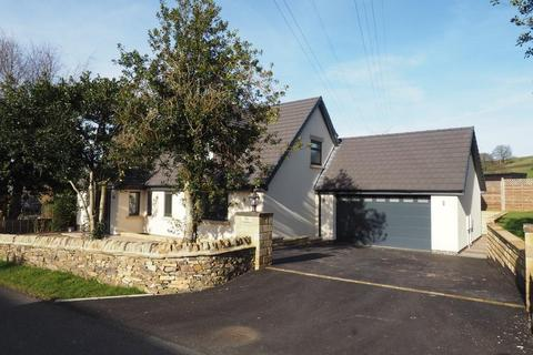4 bedroom detached house for sale - Laneside Road, New Mills, High Peak, Derbyshire, SK22 4LU