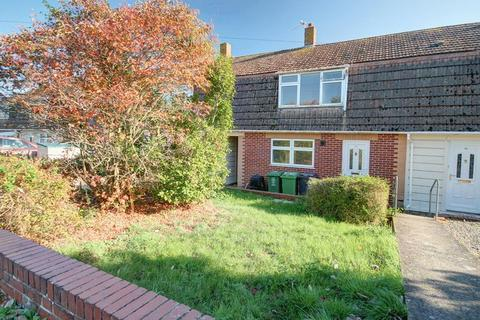 3 bedroom terraced house for sale - Fouracre Close, Exeter
