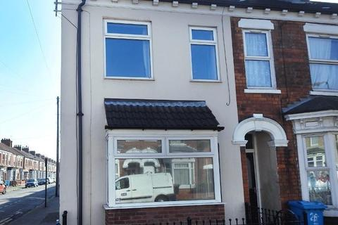 3 bedroom terraced house to rent - Queens Street, Hull, HU3