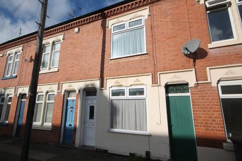 2 bedroom terraced house to rent - Cranmer Street, West End, Leicester LE3