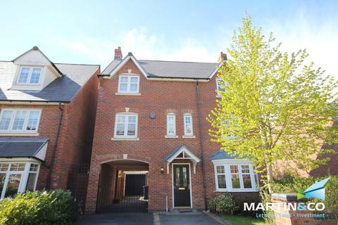 4 bedroom detached house to rent - Cardinal Close, Edgbaston, B17