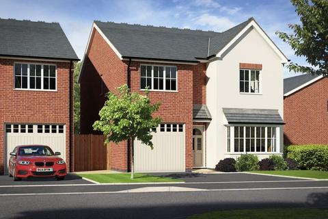 4 bedroom detached house for sale - Plot 14 (56) Meadow Dale, Llanymynech