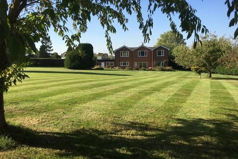 5 bedroom detached house for sale - Moat Bank, Off Bretby Lane, Burton-Upon-Trent