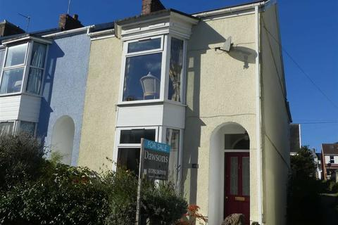 3 bedroom end of terrace house for sale - Woodville Road, Mumbles, Swansea