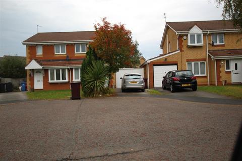 2 bedroom semi-detached house to rent - St Aidan`S Grove, Huyton L36 8JE