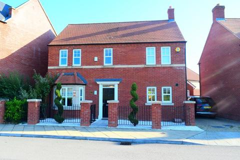 4 bedroom house to rent - DUSTON NN5