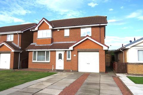 4 Bedroom Detached House For Sale Pennine Drive Wansbeck Manor Ashington