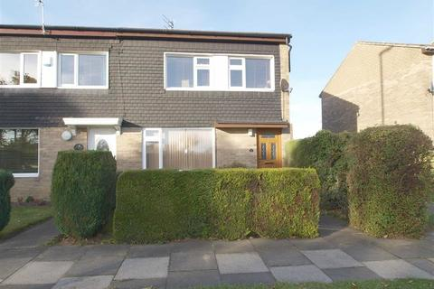 3 bedroom end of terrace house for sale - Alexandra Way, Cramlington