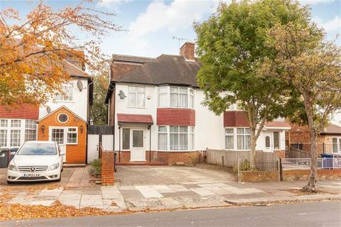 4 bedroom semi-detached house to rent - Creswick Road, London