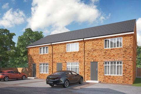 3 bedroom end of terrace house for sale - Plot 30 , The Meadows, Boothferry Road, Hessle