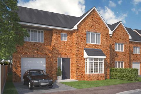 4 Bedroom Detached House For Sale Plot 10 The Meadows Boothferry Road