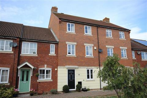 3 bedroom townhouse for sale - Clifford Avenue, Walton Cardiff, Tewkesbury, Gloucestershire