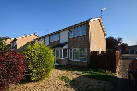 2 bedroom end of terrace house for sale - Langley, Bretton, Peterborough