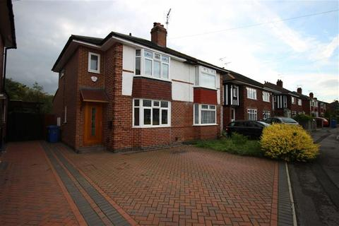 3 bedroom semi-detached house to rent - St Wystans Road, Derby