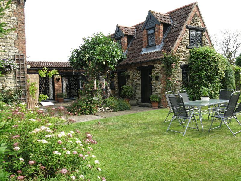 Annexe/garden