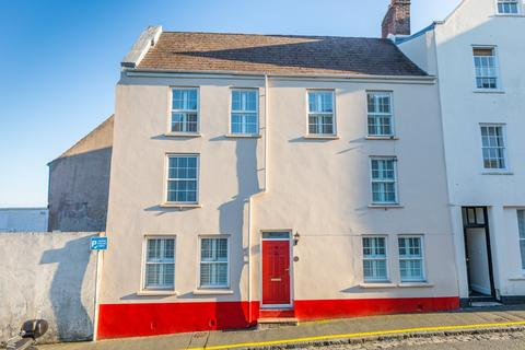 3 bedroom terraced house for sale - 46 Cornet Street, St. Peter Port, Guernsey