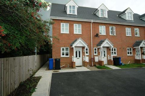 3 bedroom townhouse to rent - Heatherwood Court, Noddle Hill