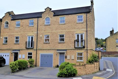 3 bedroom semi-detached house for sale - Narrowboat Wharf, Rodley