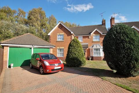 4 bedroom detached house for sale - Swanholme Close, Lincoln