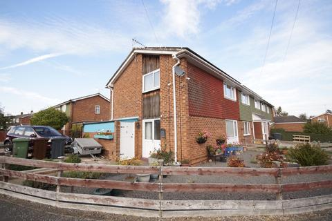 3 bedroom end of terrace house for sale - Whitethorn Grove, Lincoln