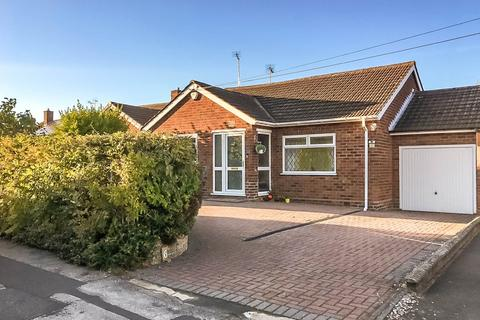 2 bedroom semi-detached bungalow for sale - Nutbrook Avenue, Tile Hill, Coventry