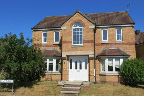 4 bedroom detached house to rent - 1 Fordham Drive, Lincoln