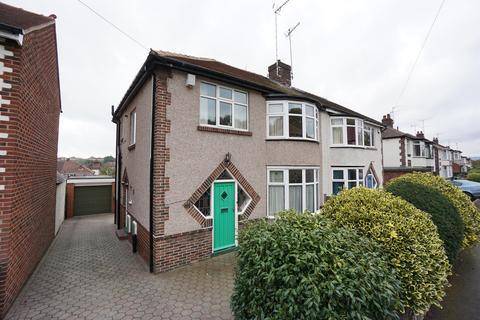 3 bedroom semi-detached house for sale - Crawshaw Grove, Beauchief, Sheffield, S8 7EA