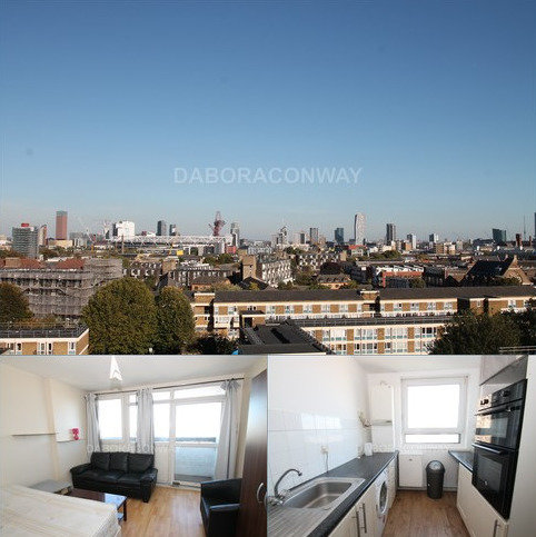 3 bedroom flat to rent - Daling Way, Bow E3