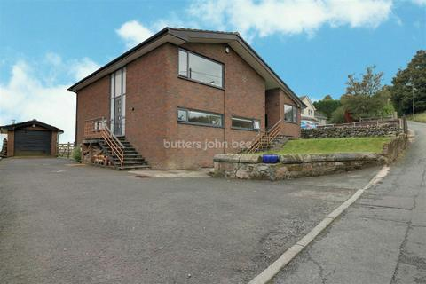 4 bedroom detached house for sale - Castle Road, Mow Cop