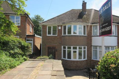 3 bedroom semi-detached house to rent - Eden Road, Solihull, B92