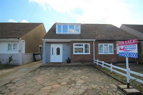 3 bedroom semi-detached bungalow for sale - Arterial Avenue, Rainham, Essex