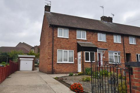 2 bedroom end of terrace house for sale - Lowfields Drive, York