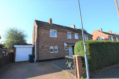 3 bedroom semi-detached house for sale - Borrowfield Road, Spondon, Derby