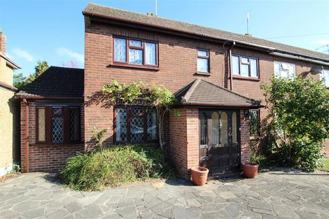 2 bedroom end of terrace house for sale - Broomwood Gardens, Pilgrims Hatch, Brentwood
