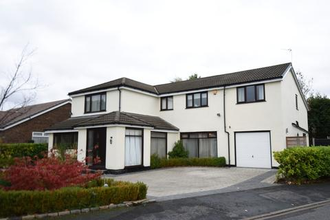 5 bedroom detached house for sale - Marlfield Road, Hale Barns