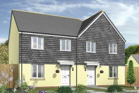 3 bedroom semi-detached house for sale - Goonhavern, Truro