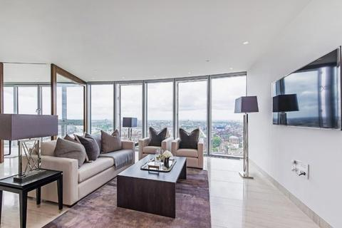 3 bedroom apartment to rent - The Tower , 1 St George Wharf , Vauxhall