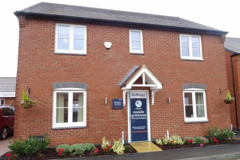 4 bedroom detached house for sale - Earls View, Stoney Stanton