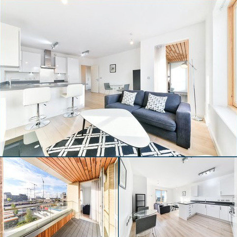 1 bedroom flat for sale - Eddington Court, 1 Silvertown Square, London, E16