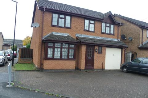 4 bedroom detached house to rent - Pennington Way, Coventry, CV6 5TJ