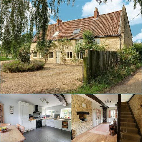 4 bedroom detached house for sale - The Old Coach House, Rookery Lane, Sudbrook