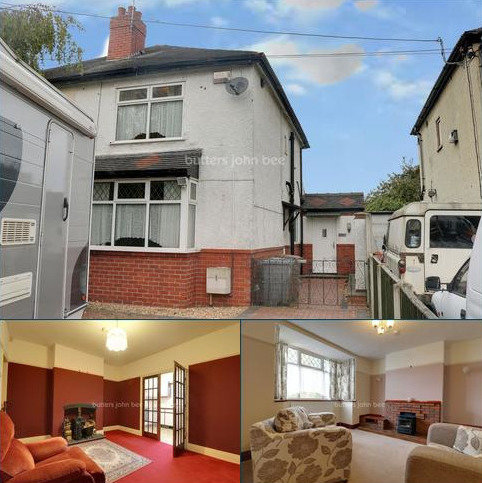 2 bedroom semi-detached house for sale - Valley Road, Wistaston