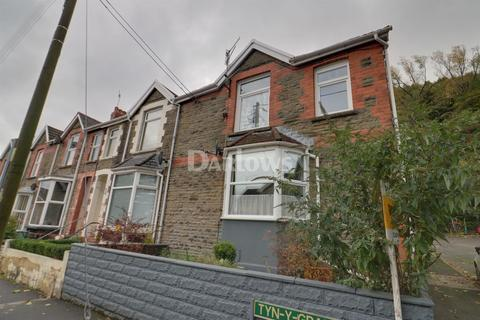 3 bedroom end of terrace house for sale - Tyn Y Graig Road, Llanbradach