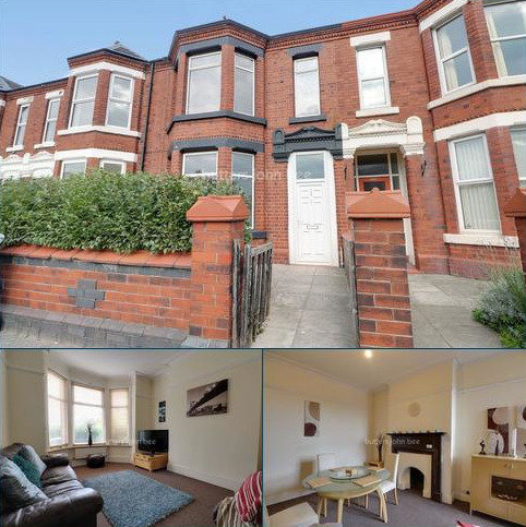 4 bedroom terraced house for sale - Hungerford Road, Crewe