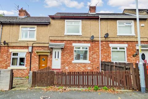 2 bedroom terraced house for sale - St. Marys Field, Morpeth, Northumberland, NE61 2QD