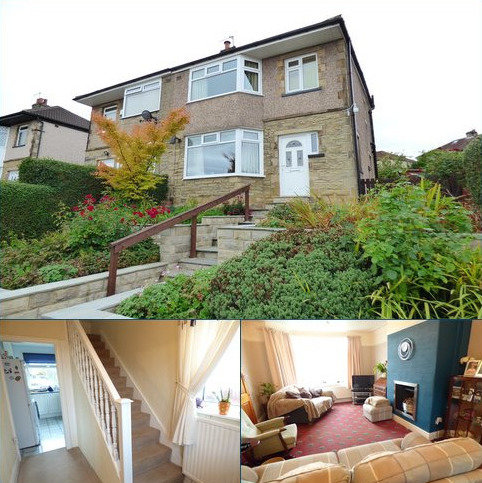 3 bedroom semi-detached house for sale - Leafield Avenue, Eccleshill, Bradford, BD2